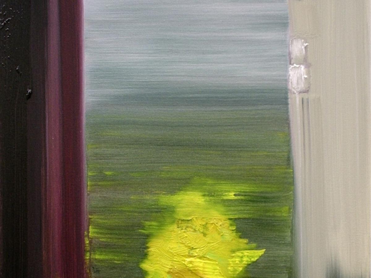 Eun-Hee Lee, Ohne Titel 2006 Oel auf Leinwand 50×40 630 Euro