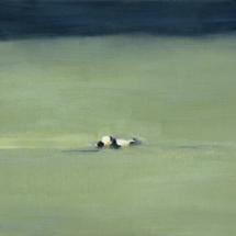 Gras+2005+-+Öl+auf+Leinwand+-+50+x+30+cm