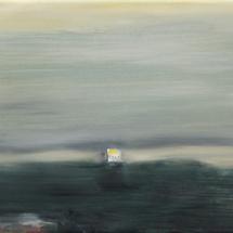 Sonnenuntergang+2006+-+Öl+auf+Leinwand+-+25+x+40+cm