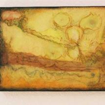 Garten der Seele, Öl auf Lw., 20x30